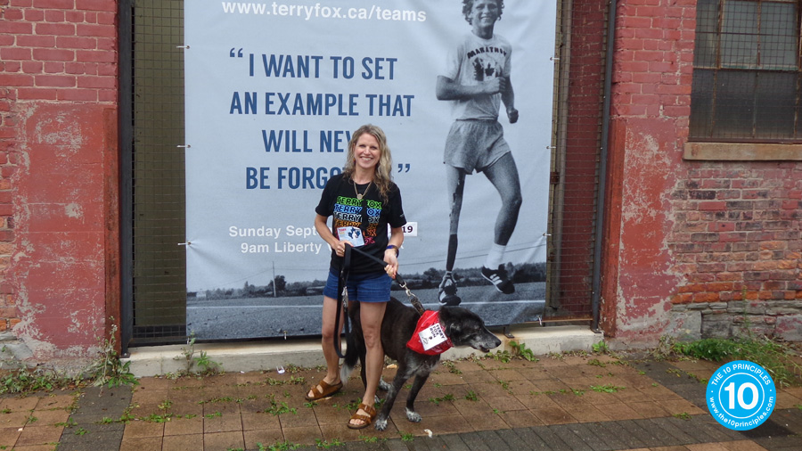 Is your exercise routine RIGID? - Terry Fox Finish
