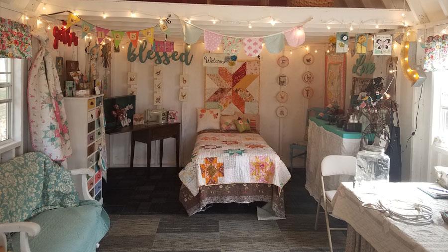 Linda Barutha - Art Room