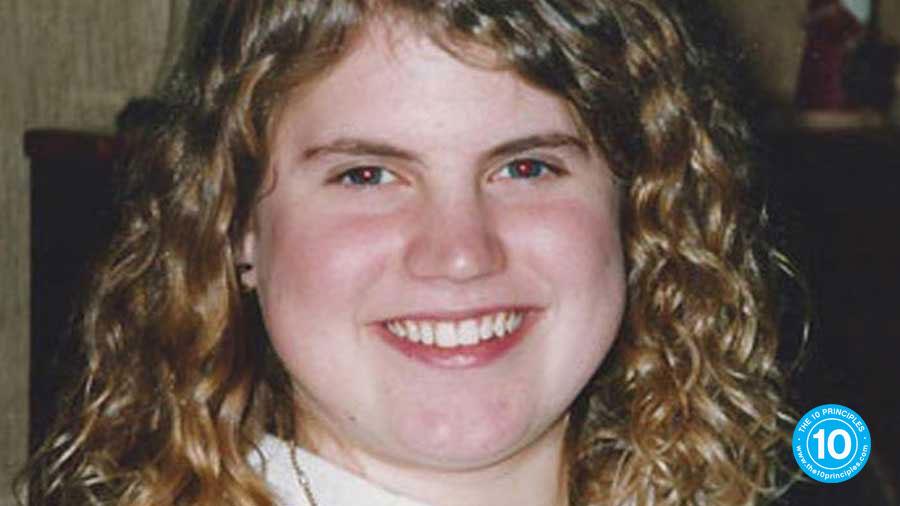 Here I am when I first became bulimic... before I discovered hair dye