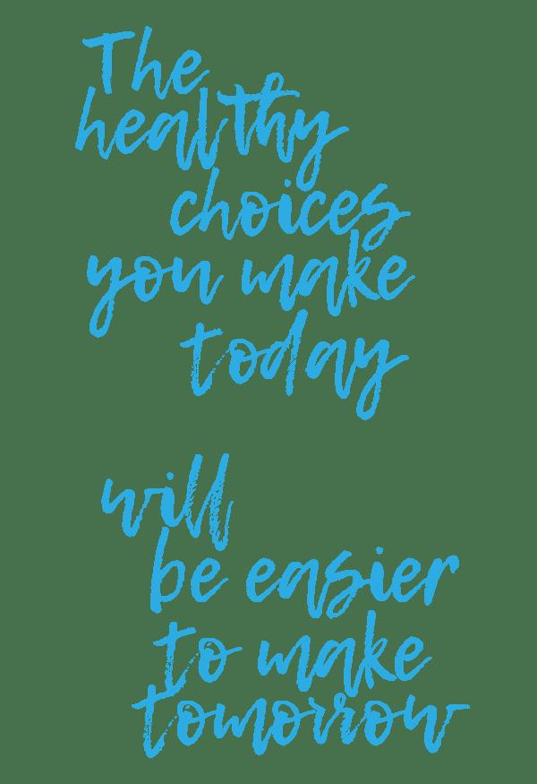 why do I binge? - healthy choices