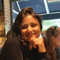 Chetna, Lawyer, UK