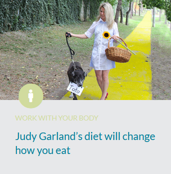 Judy Garlands diet will change how you eat