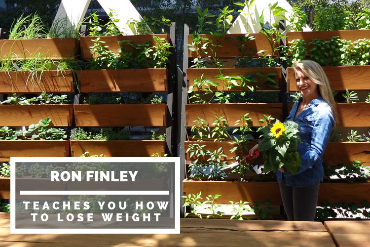 Ron Finley teaches you how to lose weight