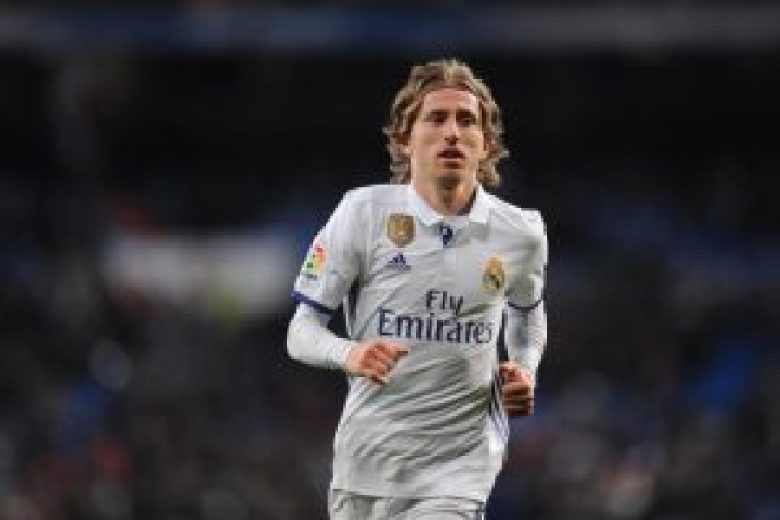 Real Madrid Luka Modric