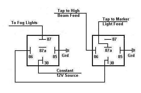 wiring diagram driving lights wiring image wiring fog light wiring diagram relay fog image on wiring diagram driving lights