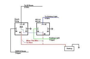 Relay Wiring, Lights  Page 3