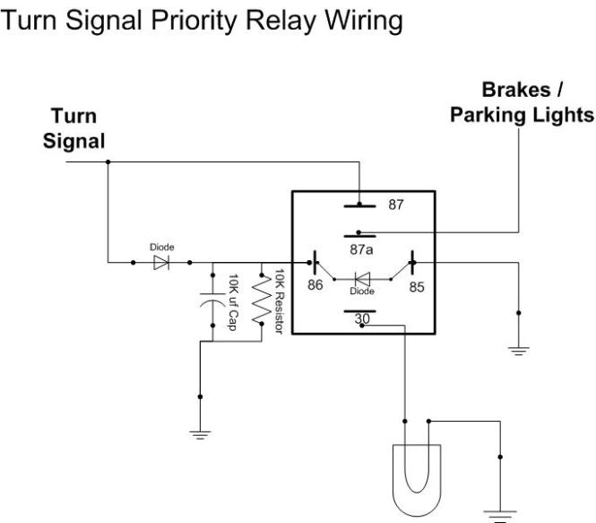 turn signal relay wiring diagram wiring diagram wiring diagram flasher diagrams and schematics
