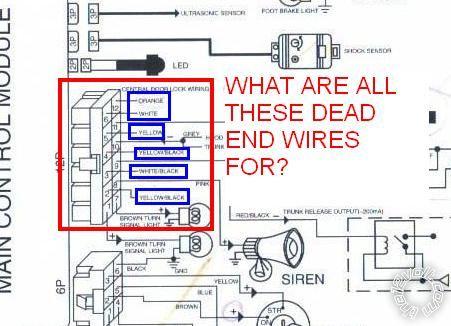 Commando Alarm Wiring Diagram Fire Suppression Diagram • Wiring ...
