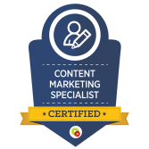 Sharon Williams is a certified content marketing specialist