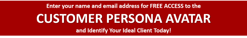 Free Customer Persona Avatar