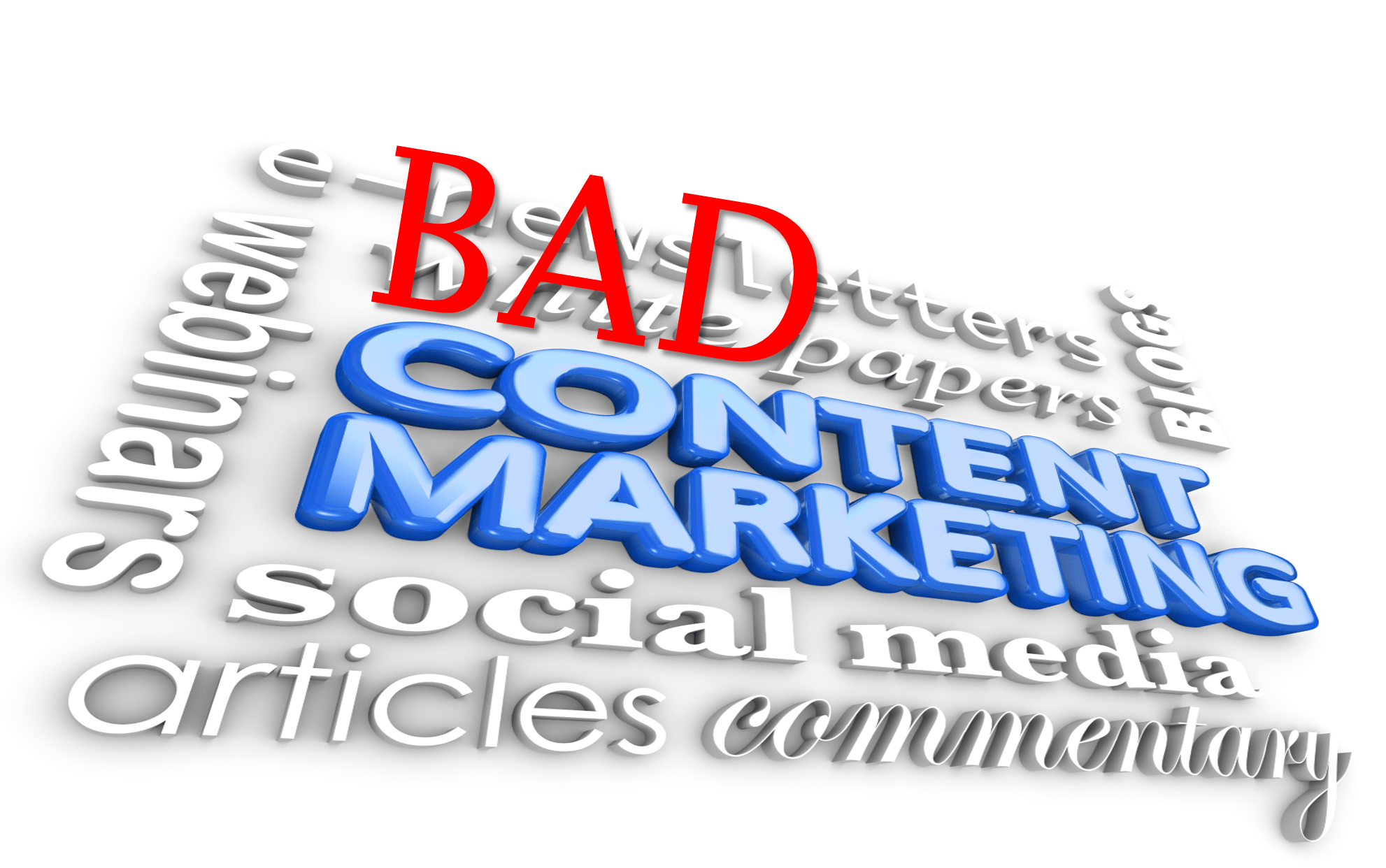 Reason 4 Lack Of Smart Content Marketing One Of The Most Important Ways  Customers Learn About New Products And Services Is To Read About Them  Online