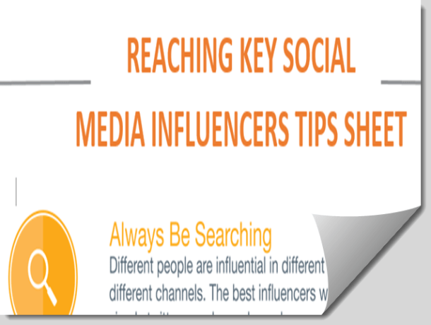 social media key influencers