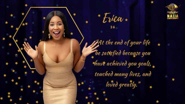Erica Biography And Net Worth