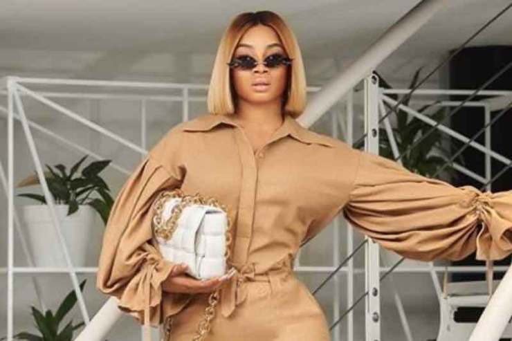 Toke Makinwa calls out fire department for coming 20 hours after her emergency call