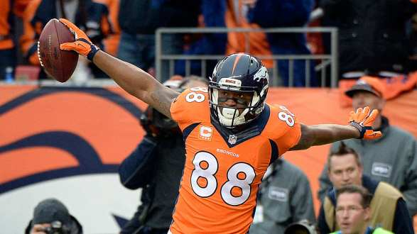 The 3 Point Conversion Presents: Fantasy Football Wide Receiver Rankings for 2015
