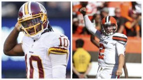 RGIII or Johnny Football?