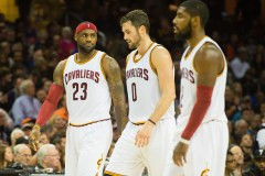 The Curse Of Greatness- LeBron's Greatness Stunts The Growth Of Teammates