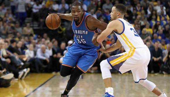 Oklahoma City Thunder vs Golden State Warriors Game 1 Preview