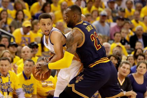 NBA Finals Preview- Cleveland Cavaliers vs Golden State Game 2