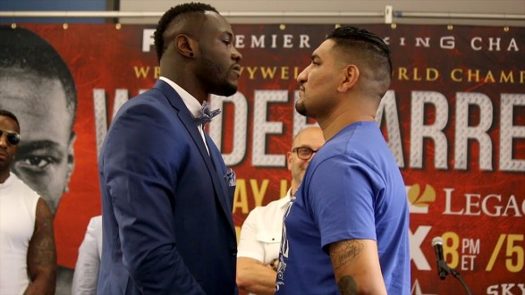 Deontay Wilder vs Chris Arreola Fight Preview