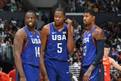 What's Wrong with Team USA?