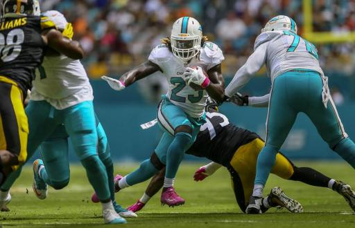 AFC Wild Card Preview- Miami Dolphins vs. Pittsburgh Steelers