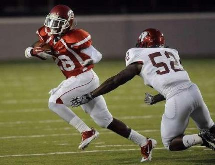 Marquell Beckwith- What Was Out To Stop Me Has Only Made Me Stronger