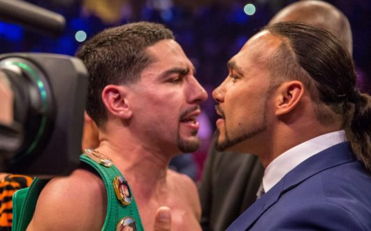 Keith Thurman vs. Danny Garcia- Welterweight Unification Title Bout Preview