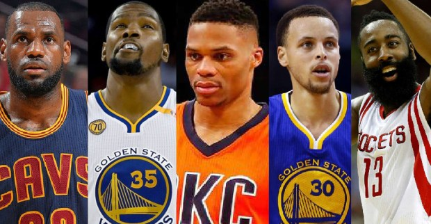 NBA Player Power Rankings