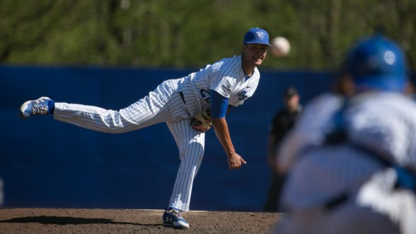 Georgia State Baseball: White, Thomson Pitch Panthers Past ULM 6-1 to Clinch Series
