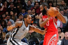 """Star Crossed""- Houston Rockets vs San Antonio Spurs Playoff Preview"