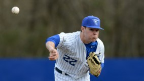 Lee, Relievers Combine on 2-Hitter in 3-0 Win over Savannah State