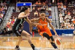 Comeback Falls Short, NY Liberty Loses To Connecticut Sun, 94-89