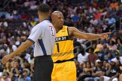 Chauncey Billups Makes BIG3 Debut Week 2 In Charlotte
