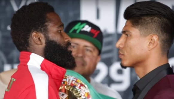 See You At The Crossroads: Mikey Garcia vs. Adrien Broner