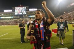 Four Second-Half Goals Carry Atlanta To Fifth-Straight Home Win