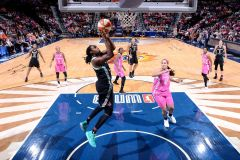 New York Liberty Wins 4th In A Row With 82-70 Victory At Connecticut