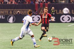 Atlanta United Open Mercedes-Benz Stadium With 3-0 win