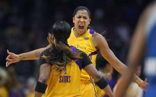 L.A. Sparks Inch Closer To A Second Straight WNBA Championship: WNBA Game 3 Recap