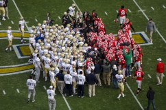 Still In The Running: #7 Georgia Bulldogs versus Georgia Tech Yellow Jackets