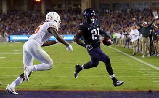 The Shift Continues: College Football Top 10 (Week 11)