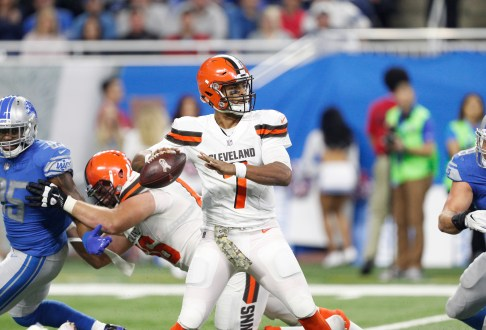 Cleveland Browns Notes: Could The Browns Tame The Lions?