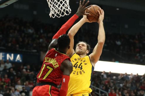Victor Oladipo And Pacers Too Much For The Atlanta Hawks.