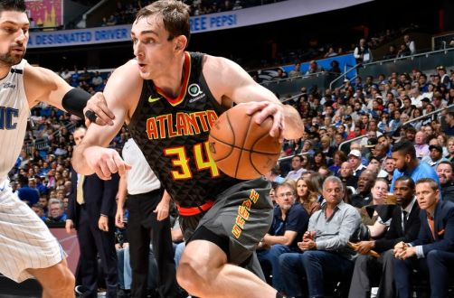 Atlanta Hawks Sign Tyler Cavanaugh To Multi-Year Contract