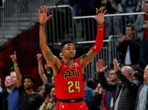 Hawks Prevail In The Clutch Against The Timberwolves