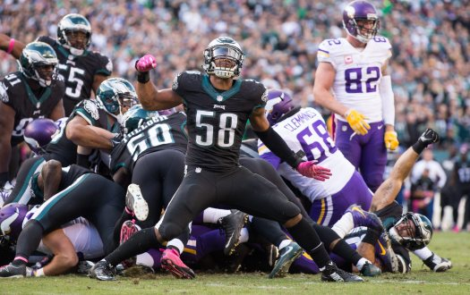 NFC Championship Round Preview: Minnesota Vikings vs. Philadelphia Eagles-Top Bounty