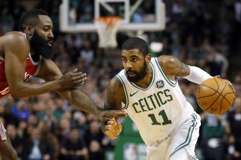 The NBA's Top 5 Point Guards In 2017-18