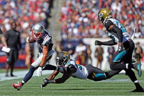 AFC Championship Round Preview: The Patriot Juggernaut vs The Jaguar Upstart