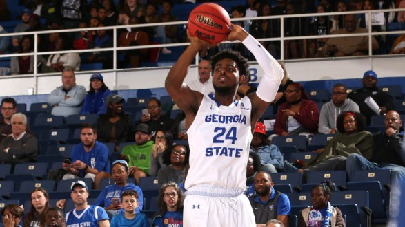 Georgia State's Devin Mitchell Named Sun Belt Player Of The Week