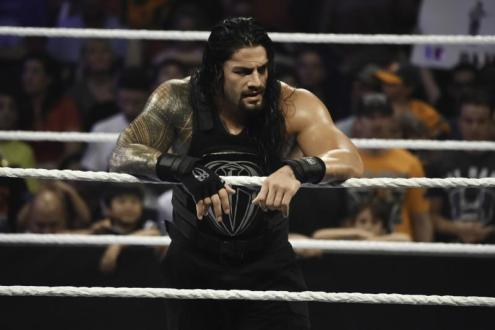 Roman Reigns Wins The First Ever Seven Man Elimination Chamber; Will Meet Brock Lesnar for WWE Universal Championship at Wrestlemania